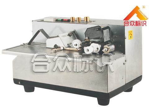 MY-380F自动墨轮打码机