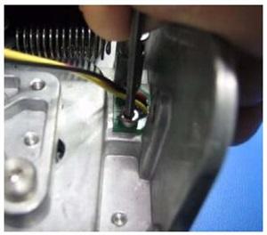 热转印打码机止动螺钉