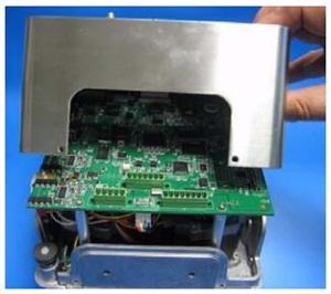 热转印打码机主体