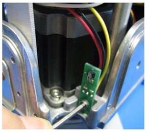 热转印打码机传感器位置